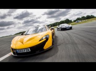 Vidéo Jay Leno essaie la Porsche 918 Spyder - Essai