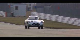 Les flèches d'argent Mercedes