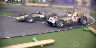 Vidéo Les flèches d'argent Mercedes - Essai