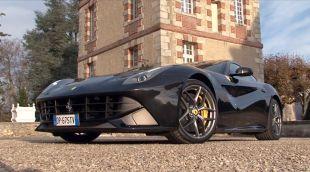 Essai : Ferrari F12berlinetta