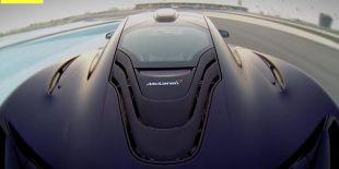 La McLaren P1 par Autocar