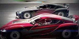 Toyota FT-1 dans Gran Turismo