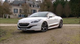 Essai : Peugeot RCZ-R