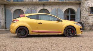 Essai : Renault Megane III RS 2014