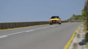 Vidéo Aston Martin Vantage sur Neige - Essai