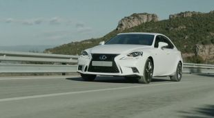 Essai : Lexus IS300h