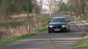 Essai : Maserati Ghibli Diesel