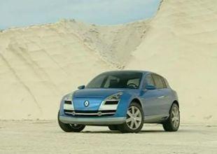 Salon : Renault Egeus