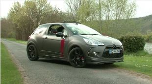 Essai : Citroën DS3 Cabrio Racing