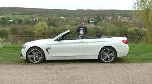 Essai : BMW 435iA Cabriolet