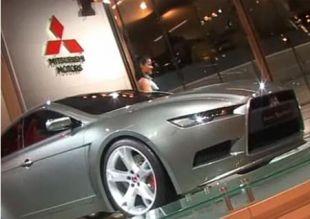 Salon : Mitsubishi Sportback