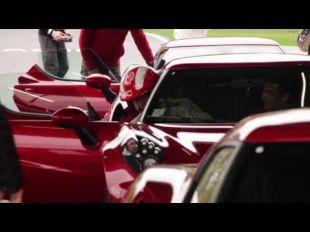 Vidéo Présentation en avant-première d' Alfa Romeo 4C Spider - Essai