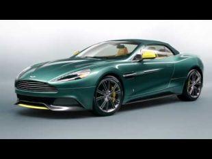 Vidéo Aston Martin On Ice - Lapland 2014 - Essai