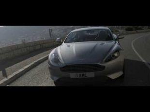 Vidéo Aston Martin On Ice USA 2014 - Essai