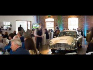Vidéo Aston Martin DB9 Carbon Edition - Essai