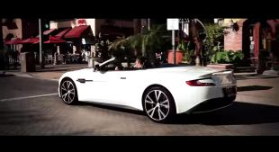 Aston Martin Vanquish Volante : lancement officiel
