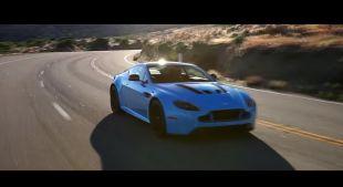 Vidéo Aston Martin et Jaeger LeCoultre - Essai