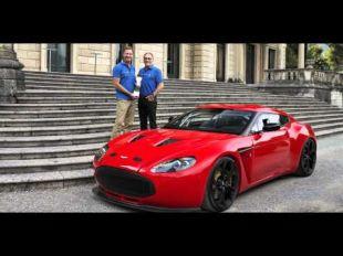 Vidéo Aston Martin DB5 - Essai