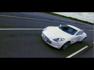 Vidéo Aston Martin Cygnet - Essai