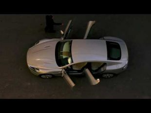 Vidéo Aston Martin One-77, la genèse - Essai