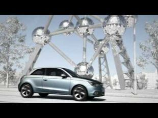 Vidéo L'habitacle de l'Audi A1 - Essai