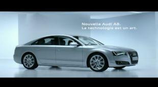 Audi A8 : Spot publicitaire