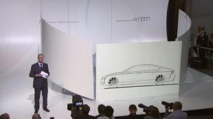 Audi A7 Sportback révélée