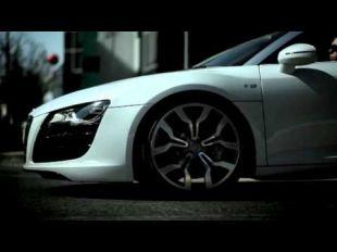 Audi R8 Spyder, la bête est lâchée