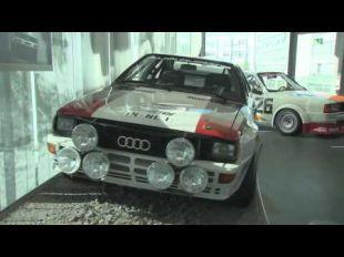 Vidéo Au volant de l'Audi A7 Sportback - Essai