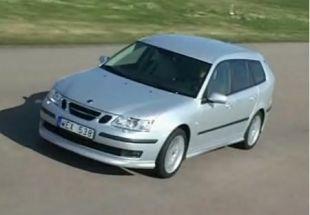 Essai : Saab 9-3 Sport Hatch