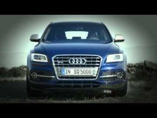Vidéo Audi quattro en Suède : publicité - Essai