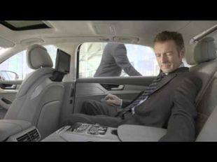 Nouvelle Audi A8 : l'art du progrès