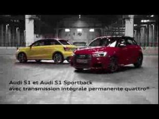 Audi S1 et Audi S1 Sportback