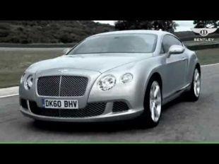 Bentley Continental GT : lancement 2010