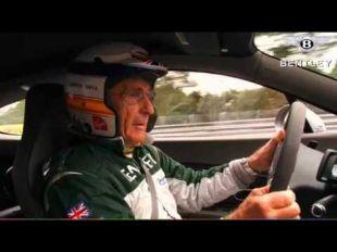 Vidéo Bentley Continental GT : lancement 2010 - Essai