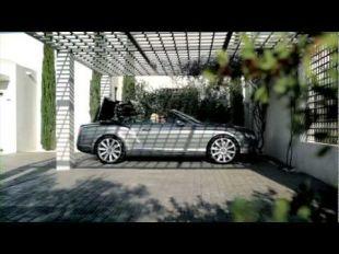 Bentley Continental GTC : lancement 2011
