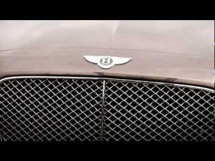 Vidéo Bentley Continental GT3 Concept Racer - Essai