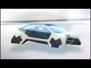 BMW i3 and BMW i8 Design Animation