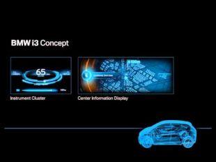 Vidéo BMW i3 and BMW i8 Design Animation - Essai