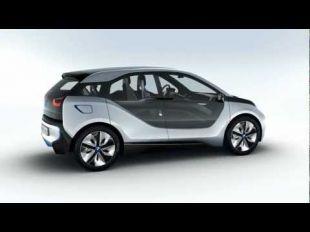 BMW i3 Concept : vue à 360 degrés