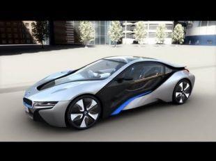 BMW i8 Concept : expérience de conduite
