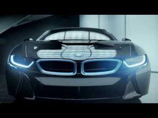 BMW i8 : vidéo officielle de lancement