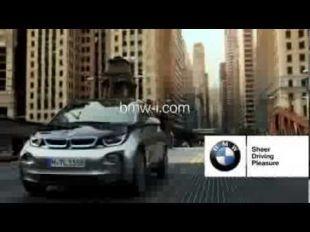 BMW i3 : vidéo officielle de lancement