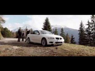 BMW Série 3 xDrive Coupé 2012
