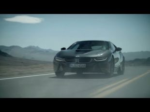 BMW i8 Powerful Idea