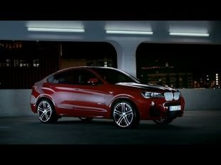 BMW X4 : film de lancement