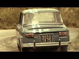 Renault 8 Gordini, un mythe inoubliable