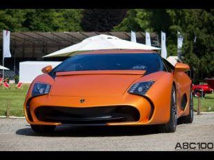 Lamborghini 5-95 Zagato à la Villa d'Este 2014