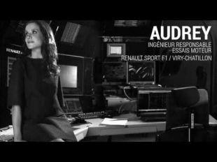 Vidéo Antoine, Responsable intégration et validation électronique Renault F1 - Essai
