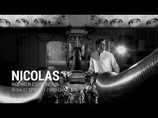 Vidéo Fabien, Ingénieur Calcul Mécanique des Fluides Renault - Essai